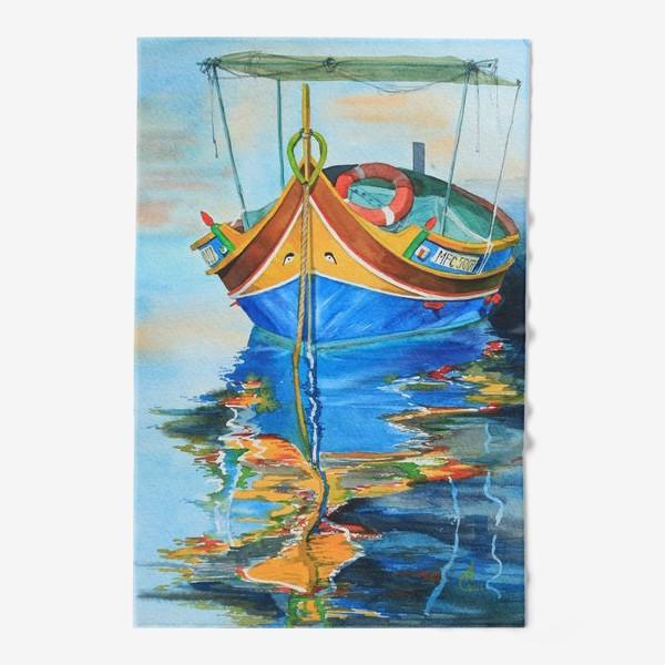 Полотенце «Лодка»