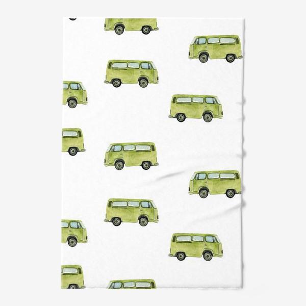 Полотенце «Green bus»