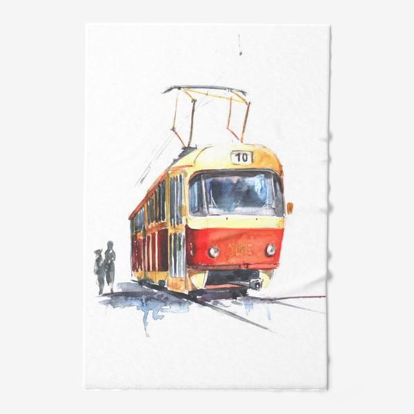 Полотенце «Tram»