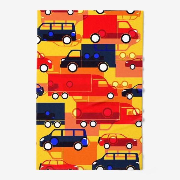 Полотенце «cars»