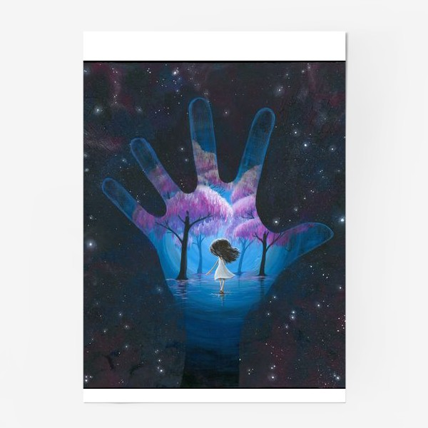 Постер «Новый мир»