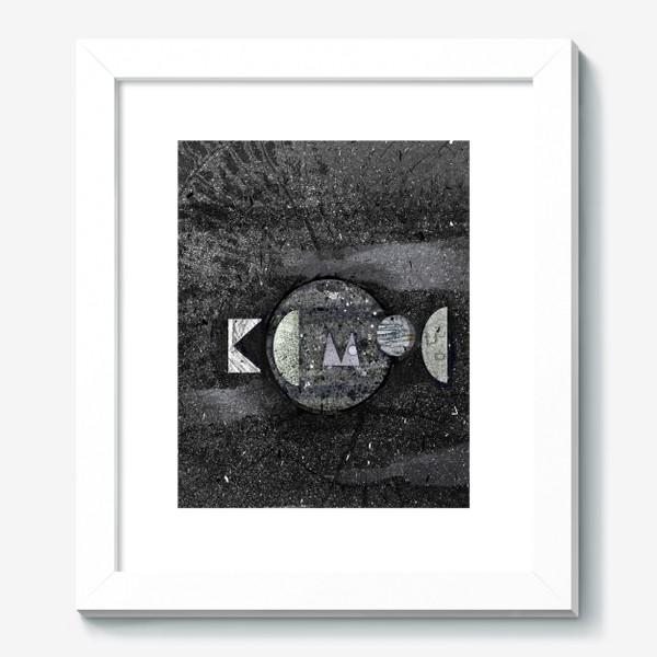 Картина «Космос леттеринг»