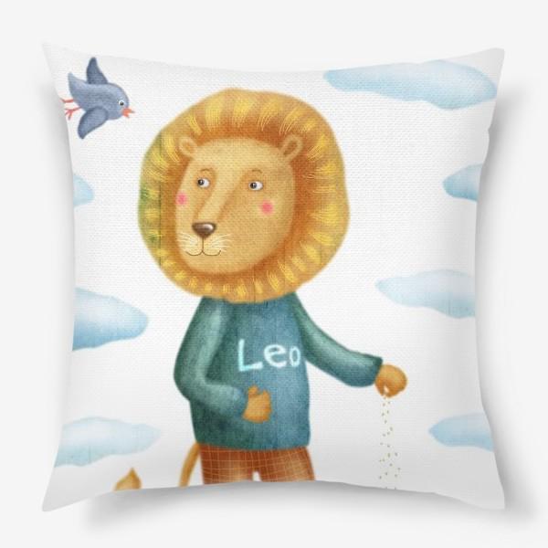 Подушка «Лео»
