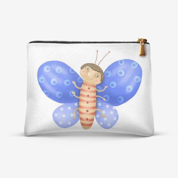 Косметичка «Бабочка»