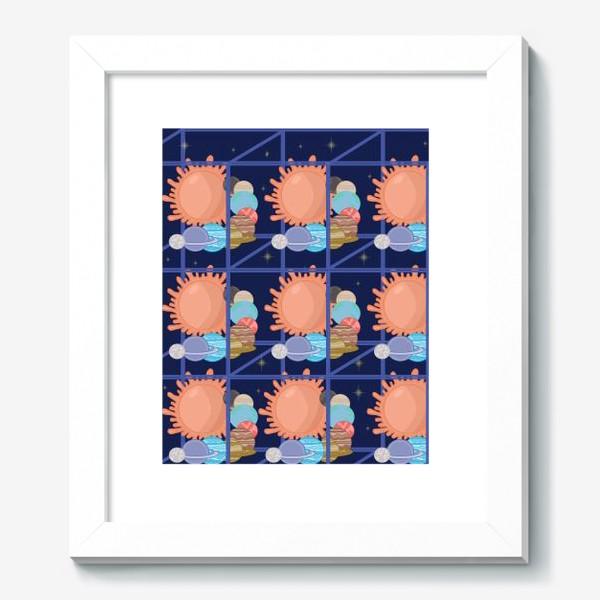 Картина «Параллельные вселенные»