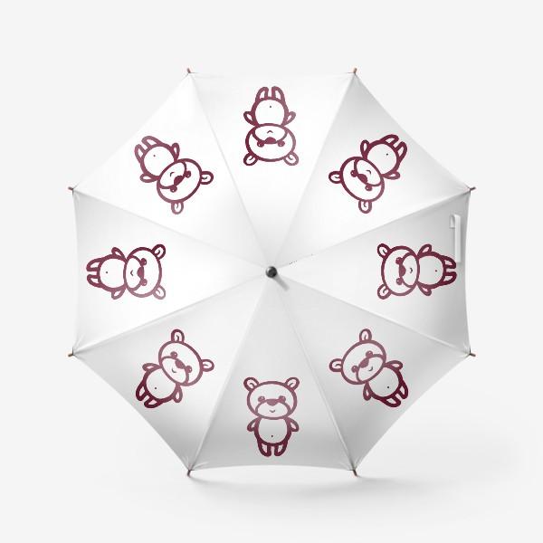 Зонт «Мишка»