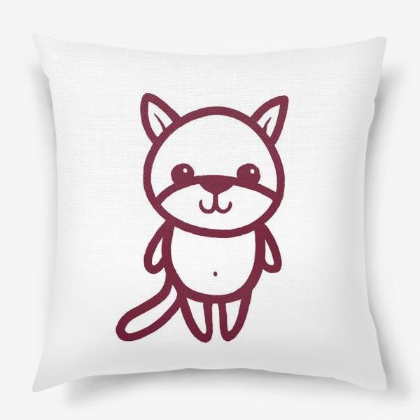 Подушка «Котенок»