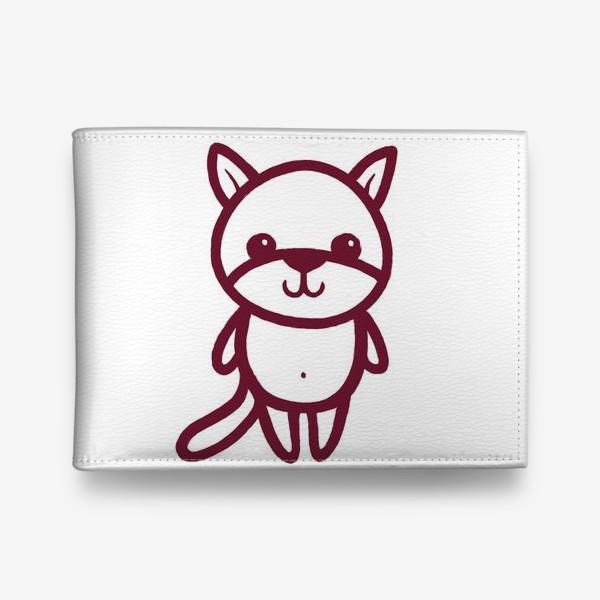 Кошелек «Котенок»