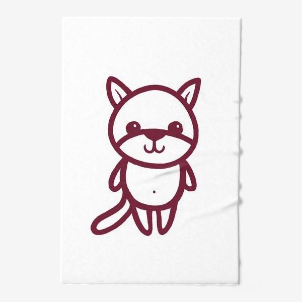 Полотенце «Котенок»