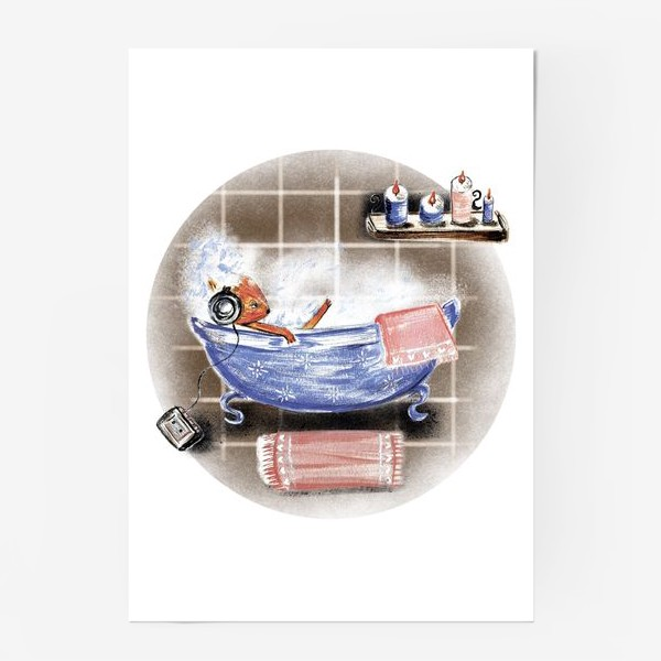 Постер «Relax»