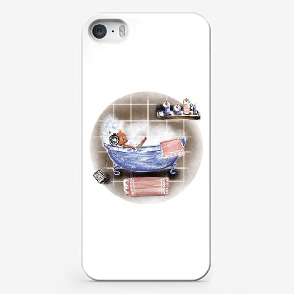 Чехол iPhone «Relax»