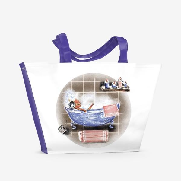 Пляжная сумка «Relax»