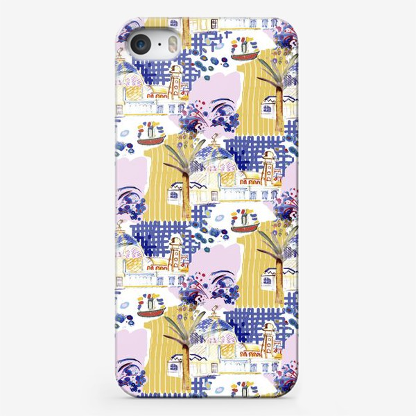 Чехол iPhone «Жаркий полдень»