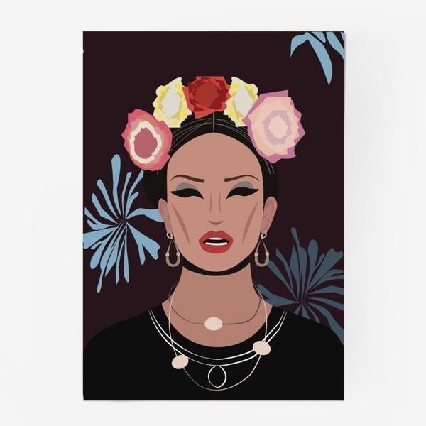 Постер «Портрет Фриды Кало»