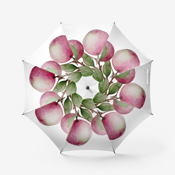 Зонт «Яблочки»