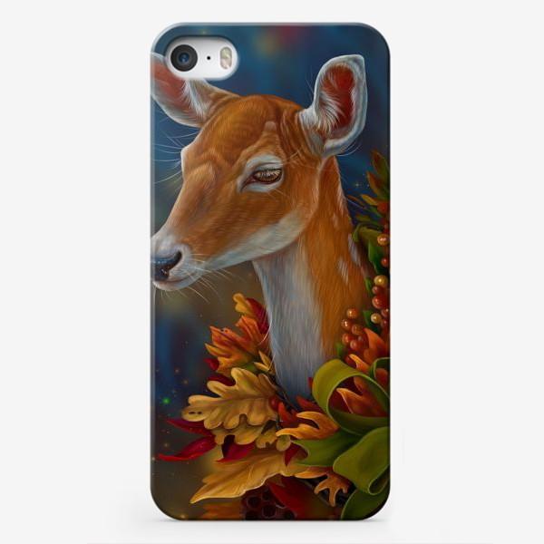 Чехол iPhone «Прощание осени»