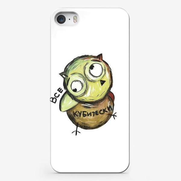 Чехол iPhone «Сова Пикассо»