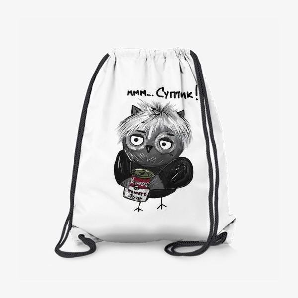Рюкзак «Сова Уорхол»