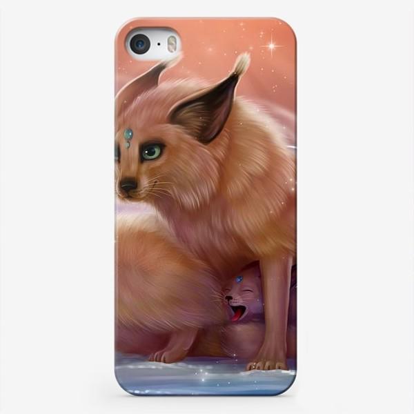 Чехол iPhone «Семья Ушаньчиков »