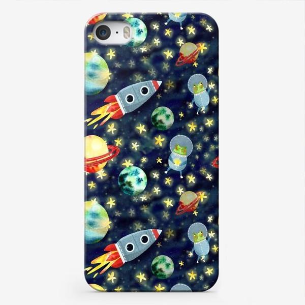 Чехол iPhone «космический паттерн»