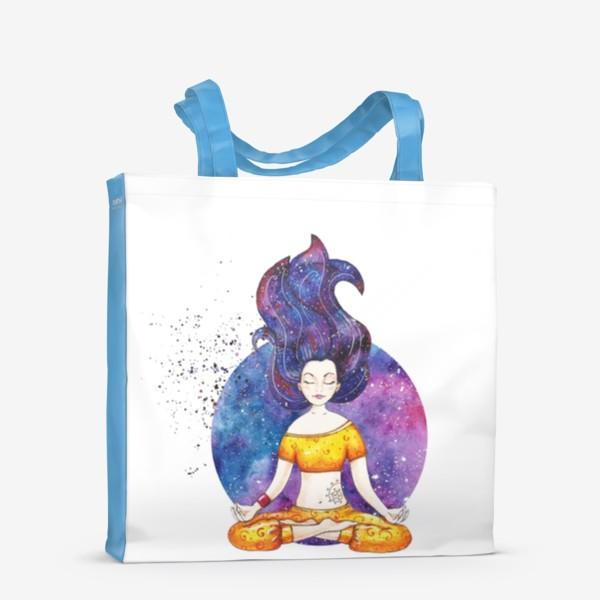 Сумка-шоппер «Тайна йоги»