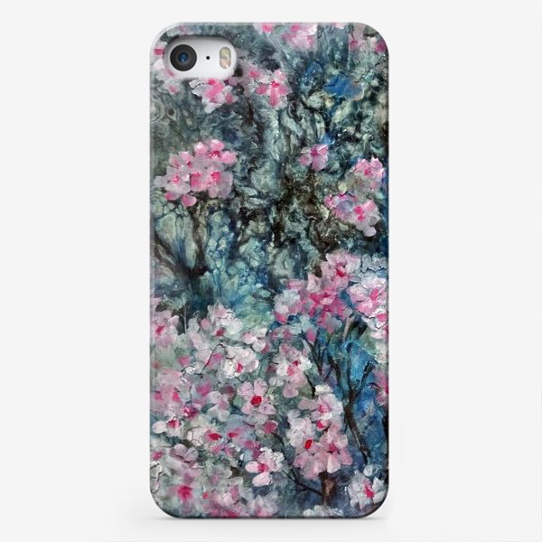 Чехол iPhone «Миндаль 2»