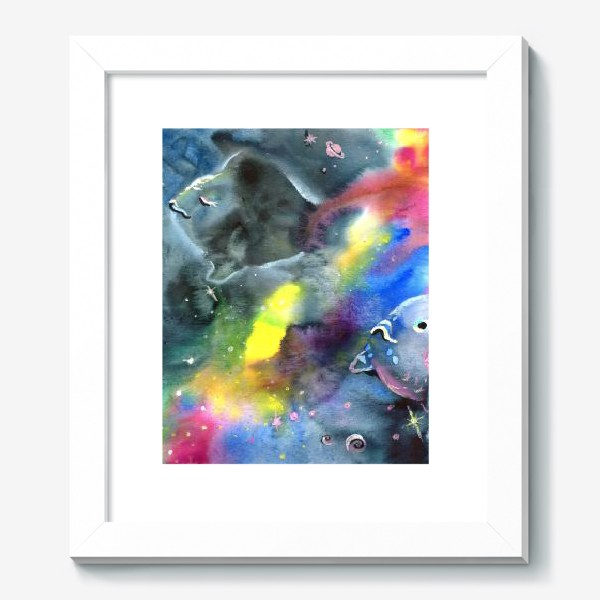 Картина «Космический океан»