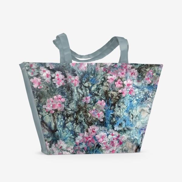 Пляжная сумка «Миндаль 2»