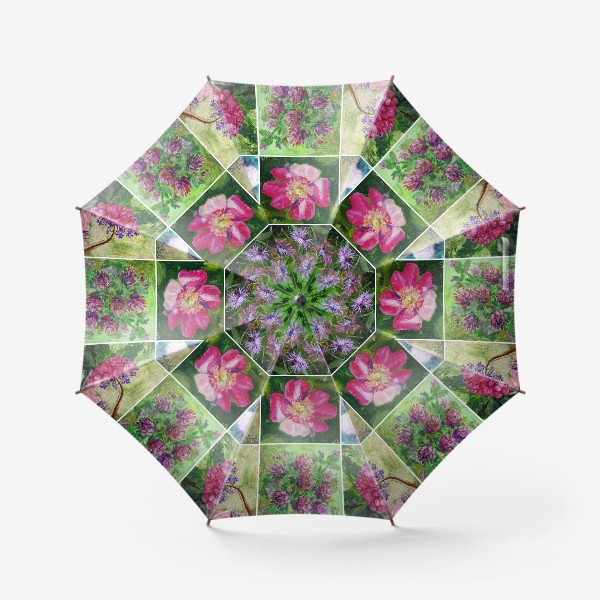 Зонт «Летний калейдоскоп»