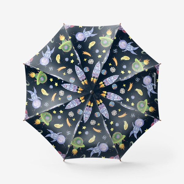 Зонт «Космопаттерн»