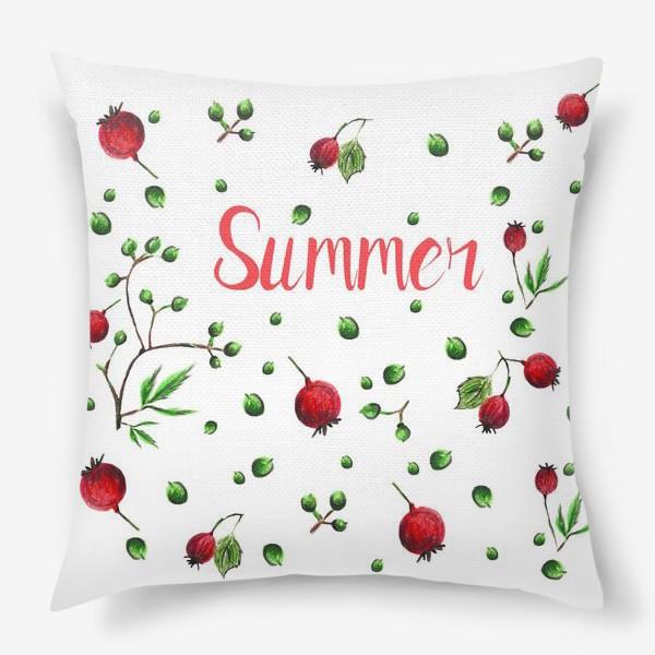 Подушка «Summer»