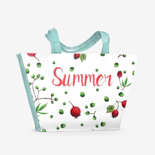 Пляжная сумка «Summer»