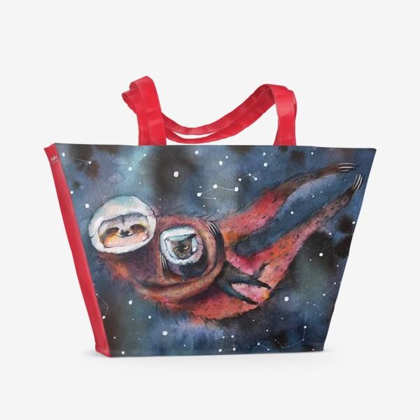 Пляжная сумка «Космодзен»