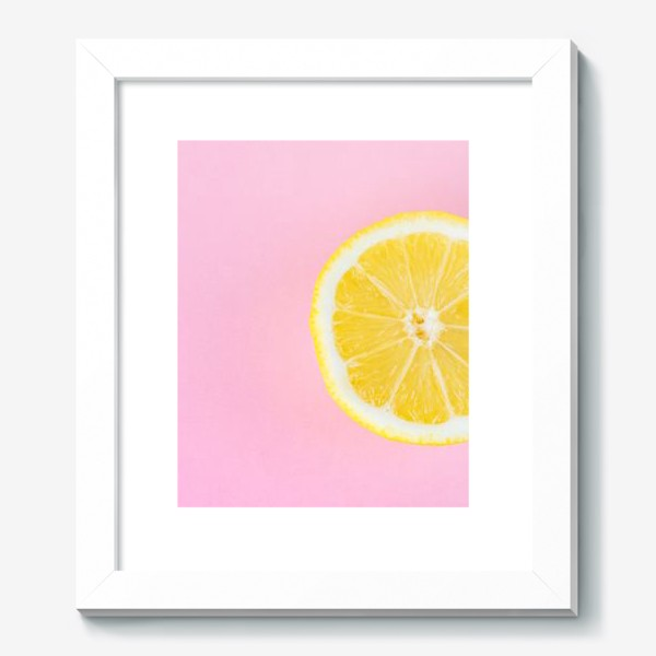 Картина «Лимон»