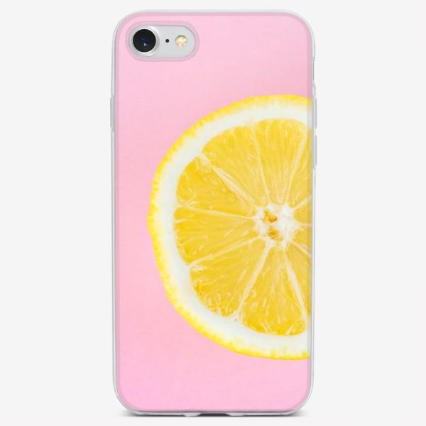 Чехол iPhone «Лимон»