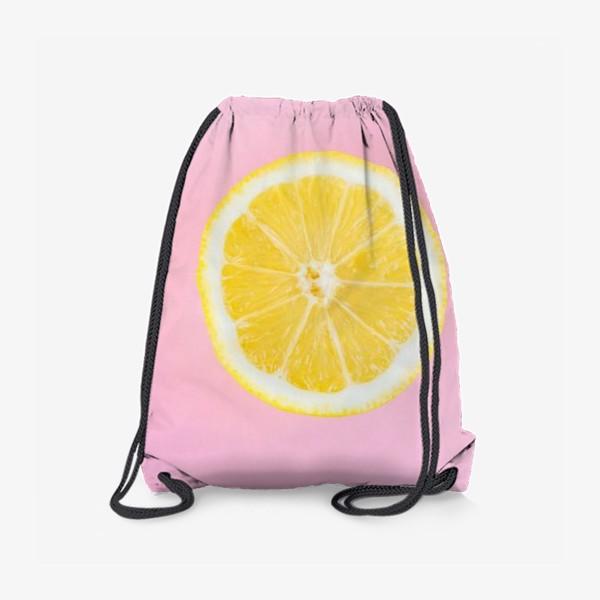 Рюкзак «Лимон»