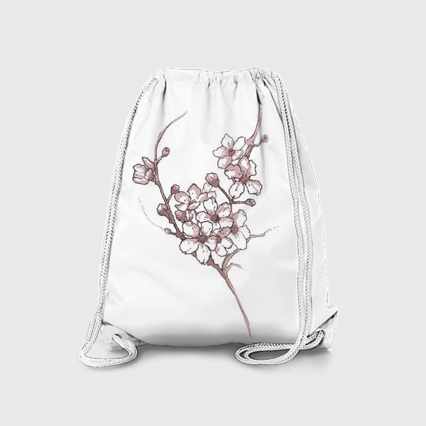 Рюкзак «Ветка сакуры»
