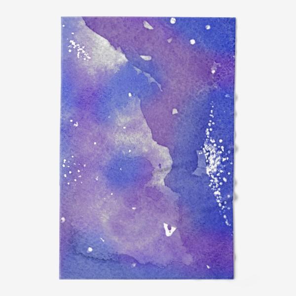 Полотенце «Космическая акварель»