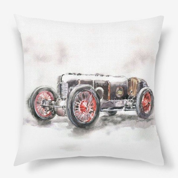 Подушка «Автомобиль»