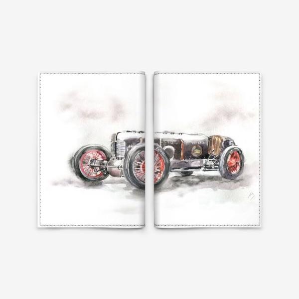 Обложка для паспорта «Автомобиль»