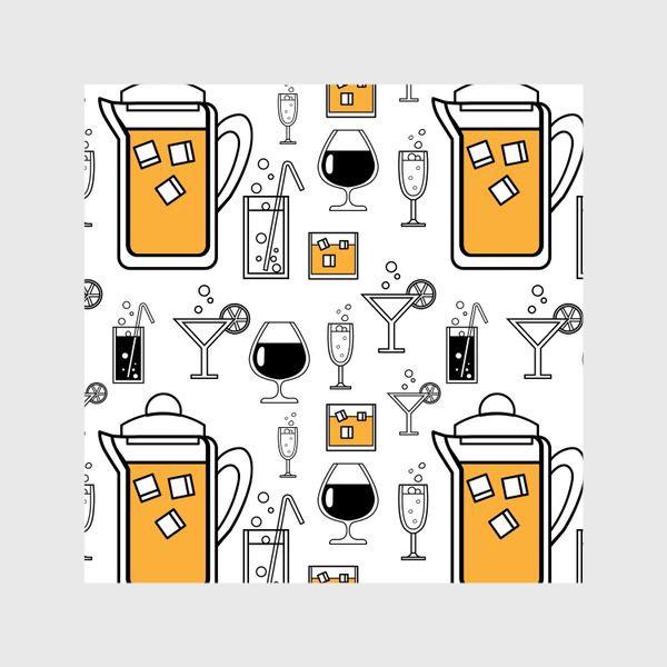 Шторы «Напитки»