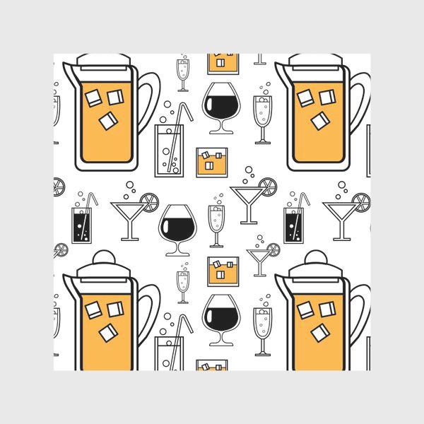 Скатерть «Напитки»