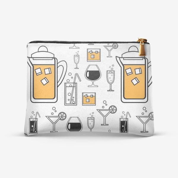 Косметичка «Напитки»