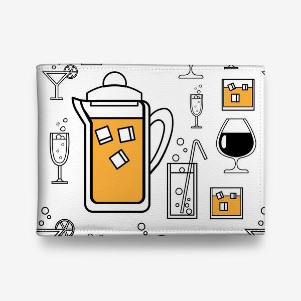Кошелек «Напитки»