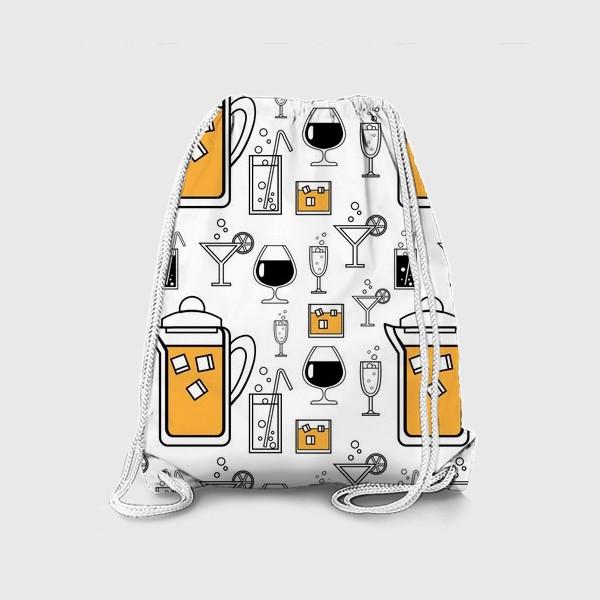 Рюкзак «Напитки»