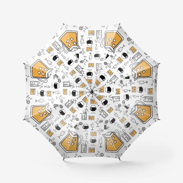 Зонт «Напитки»