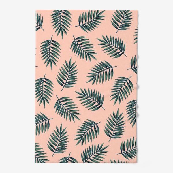 Полотенце «Листья пальмы/Palms»