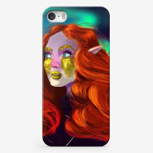 Чехол iPhone «Сияние созвездий»
