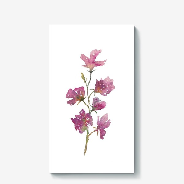 Холст «Букет цветов»