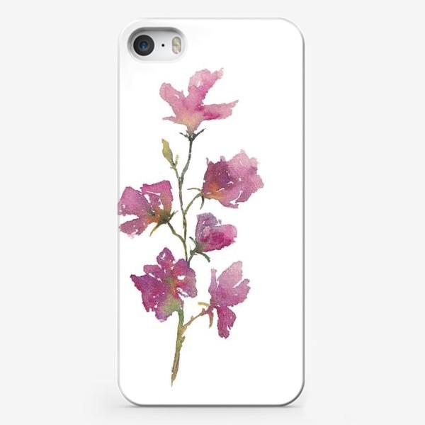 Чехол iPhone «Букет цветов»